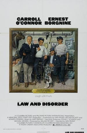 Фільм «Закон и беспорядок» (1974)
