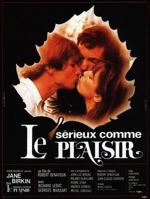 Фільм «Серьезный, как удовольствие» (1975)