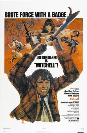 Фільм «Митчелл» (1975)