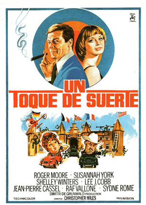 Фільм «Нечаянное везение» (1975)