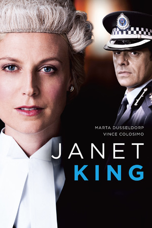 Серіал «Джанет Кинг» (2014 – 2017)