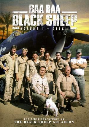 Сериал «Блеяние чёрной овцы» (1976 – 1978)