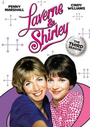 Сериал «Лаверна и Ширли» (1976 – 1983)