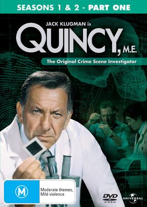 Сериал «Медэксперт Куинси» (1976 – 1983)