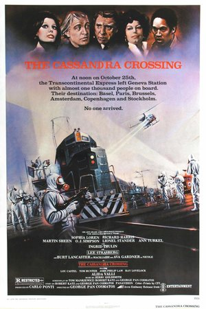 Фильм «Перевал Кассандры» (1976)