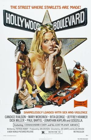 Фильм «Бульвар Голливуд» (1976)