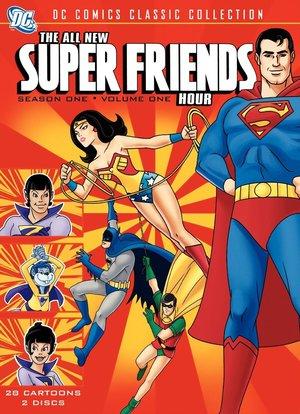 Серіал «Абсолютно новый час Супердрузей» (1977)