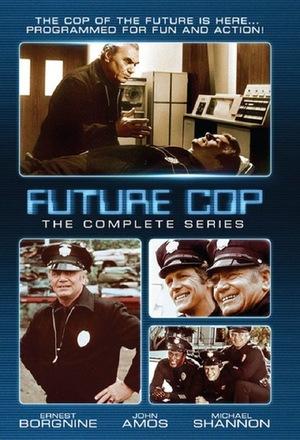 Серіал «Полицейский из будущего» (1976 – 1977)