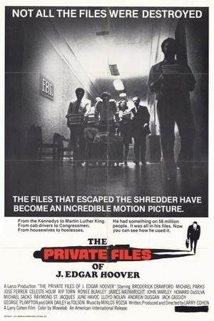 Фільм «Личное досье Джона Эдгара Гувера» (1977)
