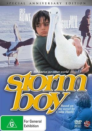 Фільм «Мальчик и океан» (1976)