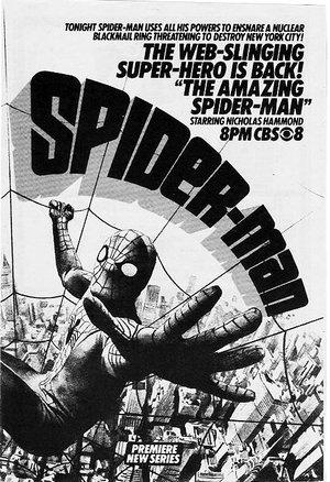 Сериал «Удивительный Человек-паук» (1977 – 1979)