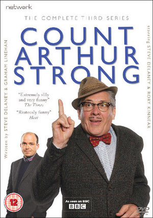 Серіал «Граф Артур Стронг» (2013 – 2017)