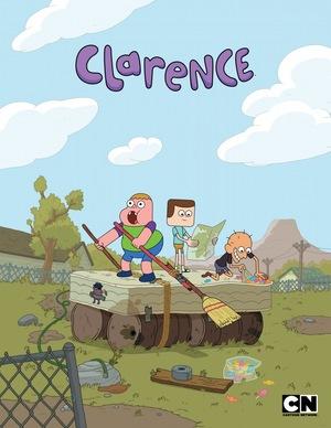 Сериал «Кларенс» (2013 – 2018)