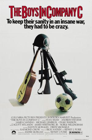 Фільм «Хлопці з третьої роти» (1978)