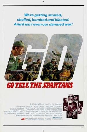 Фильм «Расскажи спартанцам» (1978)