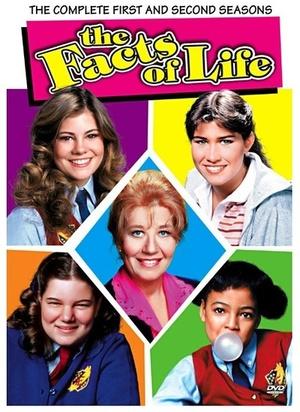 Сериал «Факты из жизни» (1979 – 1988)