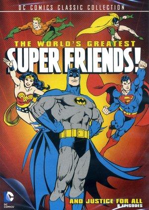 Серіал «Величайшие супер друзья мира» (1979)