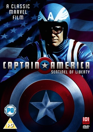 Фильм «Капитан Америка» (1979)
