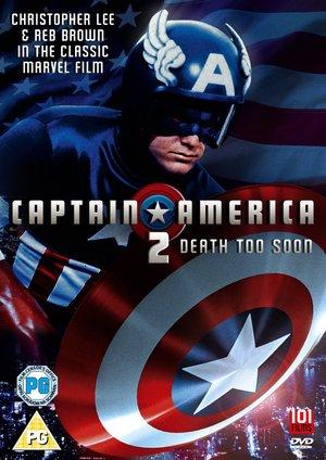 Фильм «Капитан Америка 2: Слишком скорая смерть» (1979)