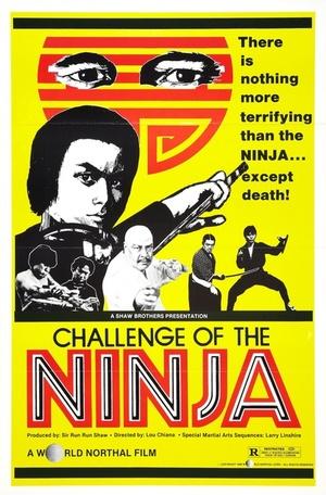 Фільм «Шаолинь вызывает ниндзя» (1978)
