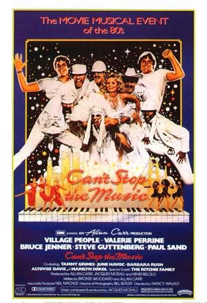 Фильм «Музыку не остановить» (1980)