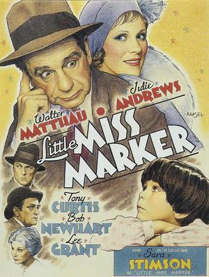 Фильм «Маленькая мисс Маркер» (1980)