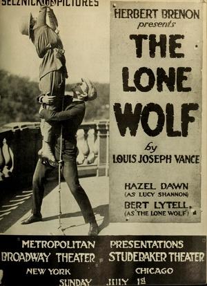 Фільм «The Lone Wolf» (1917)