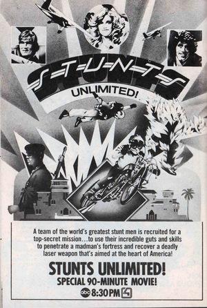 Фильм «Stunts Unlimited» (1980)