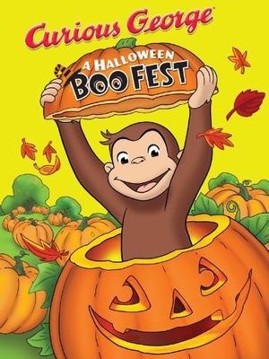 Мультфильм «Любопытный Джордж: Фестиваль хэллоуинского «Бу»» (2013)