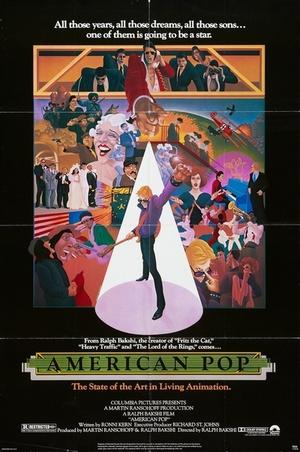 Мультфільм «Поп Америка» (1981)