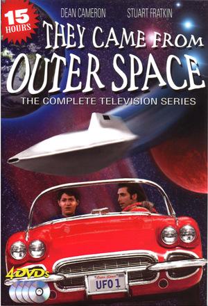 Серіал «Они пришли из открытого космоса» (1990 – 1991)
