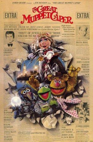 Фильм «Большое ограбление Маппетов» (1981)