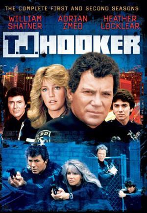 Сериал «Ти.Дж. Хукер» (1982 – 1986)