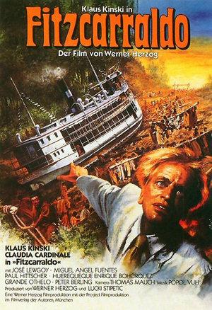 Фільм «Фіцкарральдо» (1982)