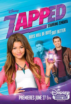 Фильм «Zapped. Волшебное приложение» (2014)