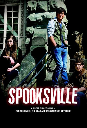 Серіал «Spooksville» (2013 – 2014)
