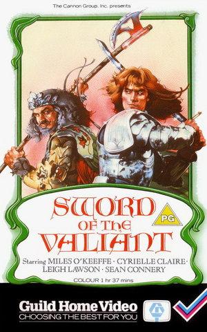 Фільм «Меч відважного: Легенда про сіра Ґавейна та Зеленого лицаря» (1984)