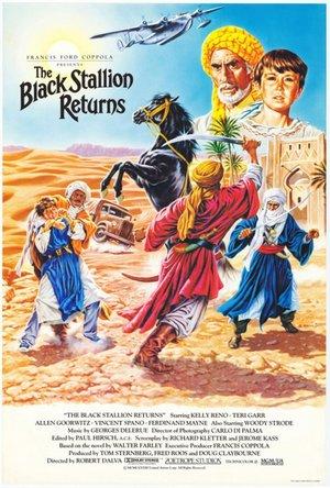 Фильм «Возвращение черного скакуна» (1983)