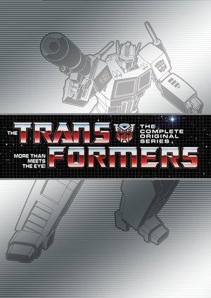 Сериал «Трансформеры» (1984 – 1987)