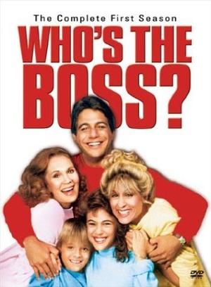 Сериал «Кто здесь Босс?» (1984 – 1992)