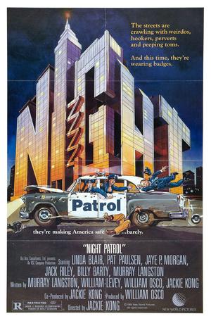 Фильм «Ночной патруль» (1984)