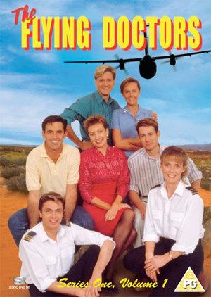 Сериал «Летающие доктора» (1986 – 1992)