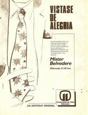 Серіал «Мистер Бельведер» (1985 – 1990)