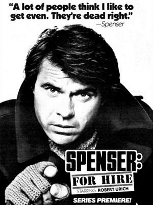 Сериал «Спенсер» (1985 – 1988)