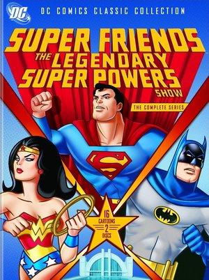 Серіал «Супер друзья: Легендарное супер шоу» (1984)