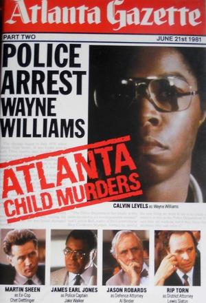 Фільм «Убийства детей в Атланте» (1985)