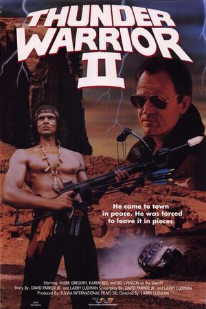 Фильм «Гром 2» (1987)