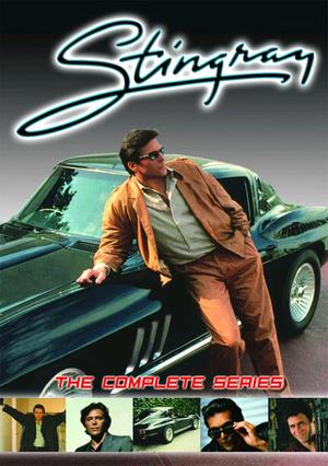 Сериал «Стингрей» (1985 – 1989)