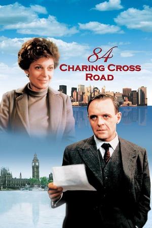 Фільм «Чаринг Кросс Роуд, 84» (1986)