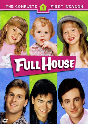 Сериал «Полный дом» (1987 – 1995)